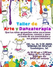 TALLER DE ARTE Y DANZATERAPIA